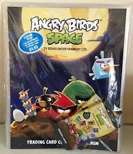 angry birds space cartes à collectionner classeur / LOT Initial / 1 spéciale