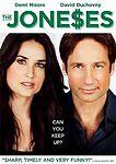 Brand New THE JONESES Widescreen DVD FREE U.S. SHIPPING & HANDLING!