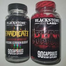 Blackstone Labs GEAR SUPPORT / ERADICATE COMBO - Dust Extreme - PCT - FREE SHIP!