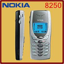 Genuine Unlocked Nokia 8250 Red, Blue, Black & Silver - Manufacturer Direct