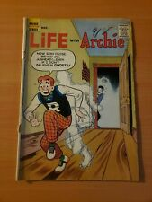 Life With Archie #5 ~ GOOD - VERY GOOD VG ~ 1960 Archie Comics
