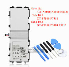 NEW Battery For Samsung Galaxy Note 10.1 GT-N8000 GT-N8010 N8013 P7510 GT-P5113