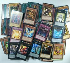 Yugioh 250+ Card Lot Collection Bundle 1996 VINTAGE UNSEARCHED FROM THRIFT STORE
