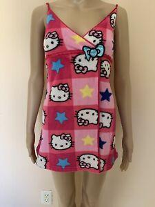 Hello Kitty Junior's Bath Towel Dress Wrap Adjustable Large
