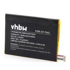 BATTERY 2500mAh for Vodafone Smart Prime 6, VF-895N