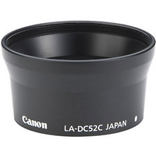 Canon LA-DC52C 52mm Conversion Lens Adapter. In London