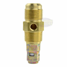 "3/4"" Flare x 3/4"" Male NPT Solid Brass Air Compressor In Tank Check Valve New"