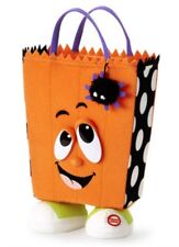Hallmark Halloween Toe Tappin Trick or Treater Bag