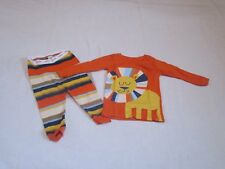 Baby Gap Lion 2 Piece Pajamas Size 4 Yrs. NEW wi/ Tags ~ Multiple Sizes Listed ~