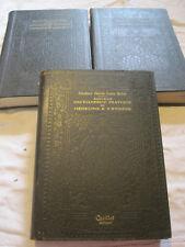 NOUVELLE ENCYCLOPEDIE PRATIQUE DE MEDECINE BY PIERRE LOUIS REHM-3 VOL SET-1922