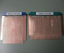 Yaesu FT-107 Transceiver Extender Board Pair Riser KIT FORM