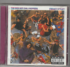 THE RED HOT CHILI PEPPERS - freaky style CD