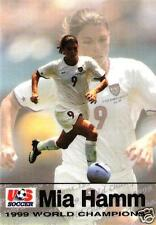 1999 Roox Sports USA Women's National Team World Champions Complete Set 19 Cards