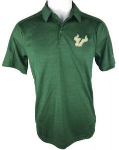 Adidas Men's South Florida Bulls GameMode Football Polo Shirt Sz.3XL NEW EC2781