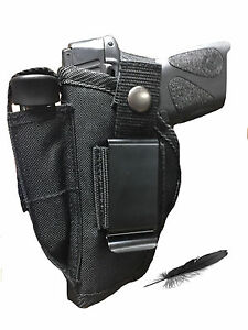 Concealed Colt Mustang Pocket Lite and 380 Government Gun Holster. For HIP, IWB