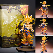 "6"" SON GOKU Dragon Ball Z Super Saiyan Anime Model PVC Figure DBZ Collection Toy"