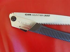 BAKUMA 2-stage switching blade-type folding saw Hunter 300mm
