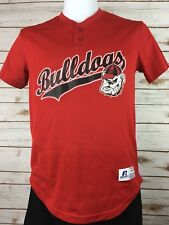 Russell Georgia Bulldogs Practice Jersey Youth Med NCAA Football Red  2 d8fc658a1