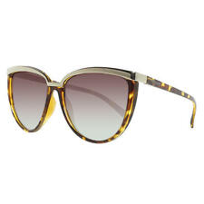 Gafas de sol de mujer de oro 100% UV