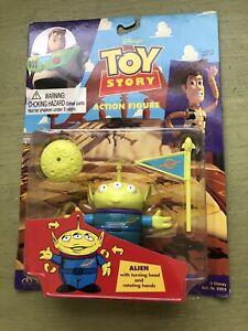 Vintage Toy Story Action Figure Alien