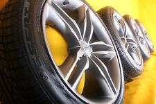 4x NEU für Audi A6 4G 4G1 Kombi 20 Zoll Alufelgen Daytona grau matt Sommerräder
