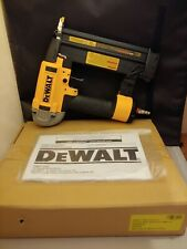 "DEWALT DWFP1223 18 GAUGE PRECISION POINT 2 1/8"" BRAD NAILER"