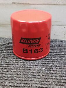 New Baldwin B163 Engine Oil Filter Fits Ford Mustang 1979, Mustang II 1978-1974
