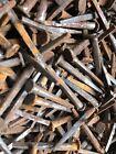 "100 Square Cut Nails 1-3/8"" Vintage Antique Furniture Cabinet Rustic Shabby"