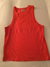 eac9da25fd893 ASOS size Medium NWOT bright orange muscle style tank top