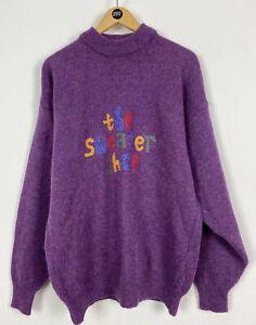 The Sweater Shop Jumper / Large / Classic / Casual / Original