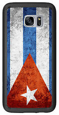 Cuban Flag Grunge For Samsung Galaxy S7 Edge G935 Case Cover by Atomic Market