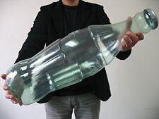 """Huge Large 24"""" Tall Cola Bottle Coin Storage Piggy Bank Money Safe Decor Plastic"""