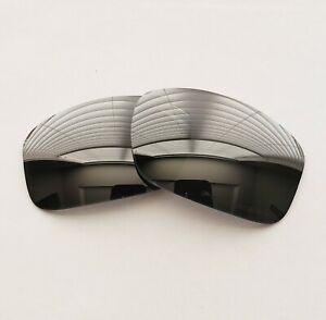 Oakley Valve Black Iridium Polarized Replacement Lenses Authentic Rare New