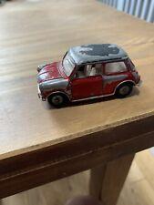 Corgi Toys Morris Mini Minor,  Really Nice Playworn Condition