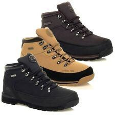 Womens MENS  lightweight LEATHER  SAFETY STEEL TOE CAP WORK TRAINER SHOE BOOTS.