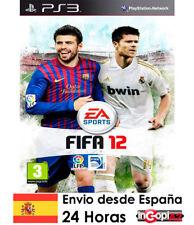 JUEGO PS3 FIFA 12