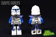 LEGO Star Wars Minifigure Phase 2 Captain Rex Custom Cloth Cape Clone Wars Set