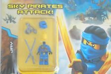 LEGO NINJAGO SKY PIRATES ATTACK! JAY AMEET EGMONT UK