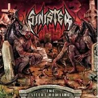 "SINISTER ""THE SILENT HOWLING"" CD DEATH METAL NEU"