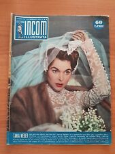 88 Vintage Magazine The Week incom 2/54 Tania Weber Giuseppe Rampoldi other