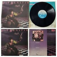 Pat Benatar, Tropico (LP, 33 rpm, Vinyl, 1984, Record, Chrysalis)