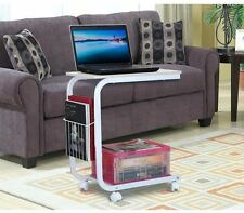Multifunctional office/bed stand table for laptop /coffee table/book stand+wheel