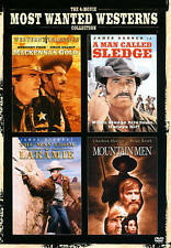 The 4-Movie Most Wanted Westerns Collection (DVD, 2013, 2-Disc Set)