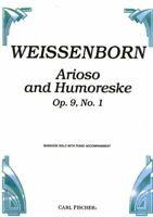 WEISSENBORN - Arioso y Humoreska Op.9 n_ 1 para Fagot y Piano [Broch_] by WEI...