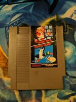 Super Mario Bros/ Duck Hunt (Authentic) (Nintendo, NES) Contacts Cleaned!!!