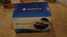 New Sony PlayStation VR Headset Virtual Reality PS4 PSVR Brand New