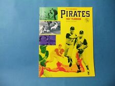 1967 Pittsburgh Pirate Yearbook
