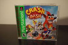 Crash Bash (Sony PlayStation 1, 2000) *Tested / Complete