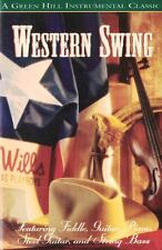 Western Swing Audio Music Cassette Tape 1997 Fiddle Steel Guitar String Bass