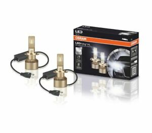 OSRAM LED LAMP SET H7 LEDRIVING